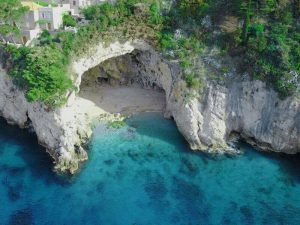 Betina Cave Beach in Dubrovnik