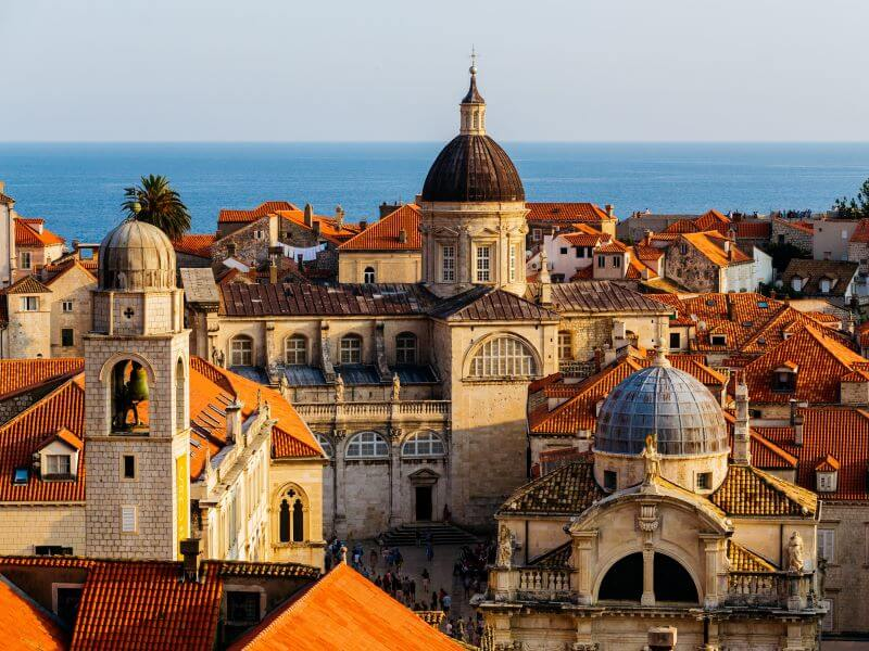 Attractions of Dubrovnik