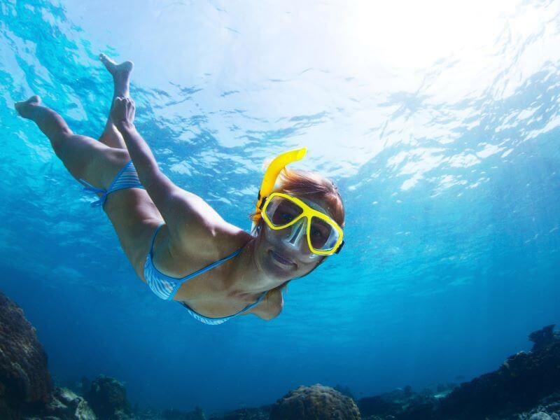 Zkušební potápění