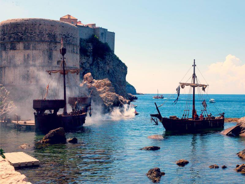 "CNBC lists Dubrovnik among top real-life ""Game of Thrones"" holiday destinations"
