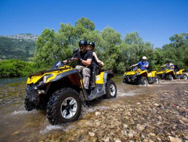 Quad Safari in Dubrovnik Countryside