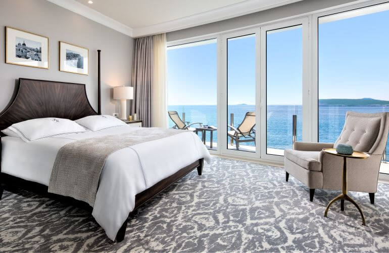 top floor sea view guaranteed