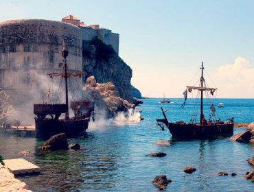 Game of Thrones Filmtour in Dubrovnik Kroatien