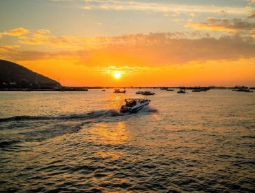 Sunset Cruise in Speedboat Ragusa in Royal Hotels & Resort in Dubrovnik Croatia