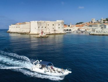 Speedboat Ragusa Dubrovnik Old Town Panoramic Cruise
