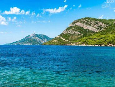Weintour auf der Insel Korčula in der Nähe von Dubrovnik Kroatien